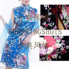 Chinese clothing cheongsam dress gown qipao 080425 multi-colored size 30-38