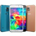 Samsung Galaxy S5 SM-G900A 16GB AT&T (4G LTE Factory UNLOCKED) BLACK WHITE