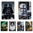 Star Wars Patterned Smart Cover Case For Apple iPad 2 3 4 5 6 Air Mini Pro 343C $15.99 AUD