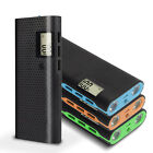 USA 50000mAh 3USB LCD Power Bank External 2LED Battery Charger For Mobile Phones