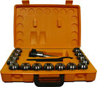 ER 40  15 PIECE ISO COLLET SET