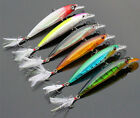 ARTIFICIALE PESCA SPINNING MINNOW 110mm 13,7gr. SERRA SPIGOLA - BARRACUDA