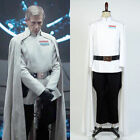 Star Wars Rogue One Imperial Admiral Director Krennic COSplay Costume Uniform $71.86 CAD