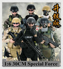 1/6 Scale 30cm Military Special Force Giocattoli Action Figure Soldier Soldato