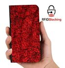 Rose Love Luxury Flip Cover Wallet Card PU Leather Phone Case Stand Galaxy