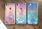 Cartoon Disney Princess Ariel Matte Soft Rubberized Cover Case For iPhone Series
