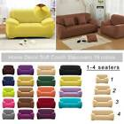 HOT L Shape Stretch Elastic Fabric Sofa Cover Sectional Corner Couch Covers 02