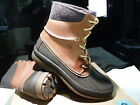 SPERRY COLD BAY ICE+ WATERPROOF BOOTS WITH ICE GRIP SOLE