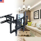 Dual Arm Tilt TV Wall Mount 32 37 40 42 46 47 50 52 55 56 For Samsung Sony Vizio