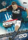 2016 Topps Major League Soccer Base Card Blue #'d to /99 Variations #'s 176-200