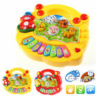 Baby Kids Musical Educational Animal Farm Piano Developmental Music Toy Gift KY