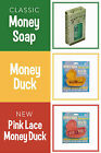 Set Of 2 * WoodWick Money Soap * Real Money In Every Bar * New & Sealed