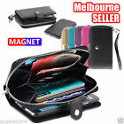 Hot  iphone 7 / 7S Plus Case All in One Zip Purse Leather Cover For Apple