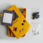 5 Color 2017 Sthick Casing Console Shell Button Kits Replacement Game Boy Thick