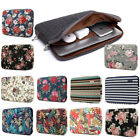 11 13 14 15 inch Laptop Sleeve Bag Soft Notebook Case Pouch PC Cover For Asus HP