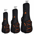 Ukulele Guitar Cases/bag Thick Single guitar bags For 21/23/30 inch Canvas bag