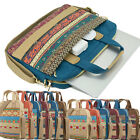 "13"" 14"" 15"" Laptop PC Messenger Shoulder Case Canvas Carrying Bag For Asus Sony"