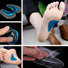 1 pair Professional Orthotic Insole Foot Care Arch Pain Support Gel Inserts Pads