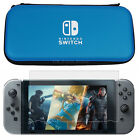 Hard Case Pouch & Screen Protector for Nintendo Switch Console Game Accessories New