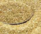 Gold Glass Glitter - 311-9-007 - Real Glass - Imported  German Glitter $5.95 USD on eBay