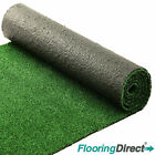 7mm Thick Cheap Artificial Grass Roll Remnant Offcut Any Size 2m & 4m Wide