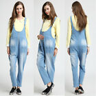 Внешний вид - Denim Overalls Pants Jeans Jumpsuits Trousers Pregnancy Maternity Cute M/L/XL