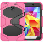 """Heavy Duty ShockProof Case Stand Protector For Samsung Galaxy Tab E 8.0"""" T377"""