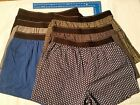 32 X Hathaway  MENS COTTON LOOSE-FIT BOXER SHORTS Trunks Briefs Size S-XL