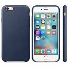 Original PU Soft Silicone Leather Slim Case Cover Apple iPhone 10 8 7 Plus 6s 5 <br/> iPhone 5 5s Se | FREE Screen Shield | Express Delivery