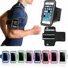 Sports Running Gym Arm Band Adjustable Protective Case For Lots of Phones 5.5""