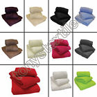 Rapport Home - Luxury Bath Towels from 100% Egyptian Cotton - Assorted Colors