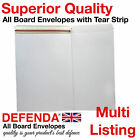 C3 A3 Strong White All Board Envelopes 457mmx330mm Mailing Post AllBoard