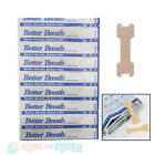 Better Breath Nasal Strips Reg or Large Anti Snoring Aid to Stop Snoring