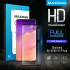 Galaxy S8 S8 + Plus MAXSHIELD 3D Tempered Glass FullCoverage Screen Protector