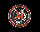 Cincinnati Bengals 1/4 or 1/2 Sheet Birthday Cake Topper Frosting Edible Icing on eBay