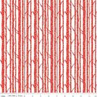MOD STUDIOS BRANCHES RED  RILEY BLAKE QUILT SEWING FABRIC Free Oz Post