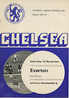 10 Chelsea Home Football Programmes 1973/74 all in good condition, £1.00 each.