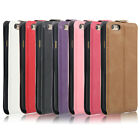New Magnetic Vertical Flip Leather slot wallet Holder Cover Case Skin e8