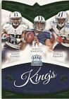 2013 2014 2015 2016 Panini Crown Royale Football Autograph Relic Insert Parallel