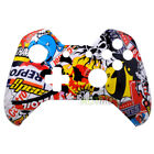 Patterned Design Repair Front Housing Shell Faceplate for Xbox One Controller