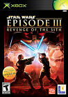 Star Wars: Episode 3 III: Revenge of the Sith (Microsoft Xbox) *USED*