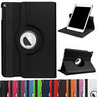 360 Rotating Leather Smart Cover Case For Apple iPad New 9.7 Inch 2017 5th Gen