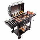 Char-Barbecue Charcoal Grill 580/780 Square Inch BBQ Outdoor Portable Picnic Pro