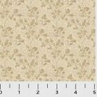SAVANNAH CLASSIC ROSE VINE CREAM P&B QUILT SEWING FABRIC *Free Oz Post