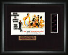 BOND 007  You Only Live Twice   Sean Connery  FRAMED MOVIE FILMCELLS $30.9 AUD