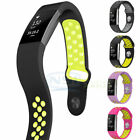 Replacement Silicone Nike Sports Wrist Band Strap Bracelet For Fitbit Charge 2
