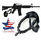 LOT For AR-15 M4 M16 Nylon Rifle Single One Point Tactical Adjustable Gun Sling