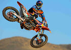 Motocross Dirt Bike Stunt Desert Large Poster Wall Art Print Sizes A4 A2 A1 A0