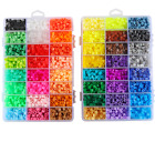 Kyпить 1000pcs 5mm Plastic Hama Perler Beads For Educate Kids Child Gift Candy Color на еВаy.соm