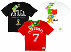 Boys Pack of 3 FIFA World Cup 2014 Portugal T-Shirt Top 14 yrs CLEARANCE SALE